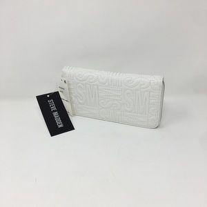 Chance Logo Zip Around Wallet
